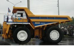 БелАЗ увеличил объем реализации в 1,5 раза до $1 миллиарда