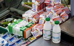 В Киеве задержали нелегальную партию молочной продукции из Беларуси