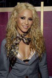 За что Шакира получила премию «Человек года»?