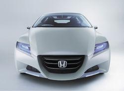 Три новых автомобиля от Honda уже в Детройте