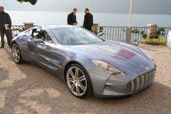 У Aston Martin остался один непроданный экземпляр One 77