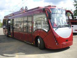 В Вильнюсе появились «национальные» троллейбусы