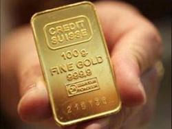 Инвесторам: золото готово к восходящему движению