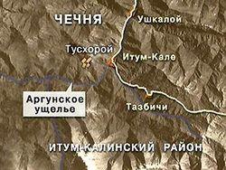 Что рассказал сдавшийся боевик представителям МВД Чечни?