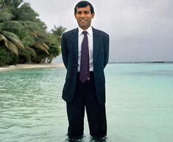 Президент Мальдив уходит в отставку