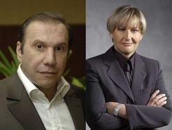 Виктор Батурин, Елена Батурина