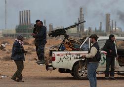 Почему в Ливии практически прекратилась добыча нефти?