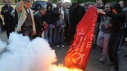 Россия требует от Украины наказать виновных в организации беспорядков во Львове
