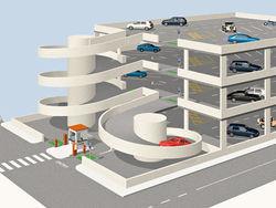 Сколько многоуровневых парковок планируют построить в Москве в 2011 году?