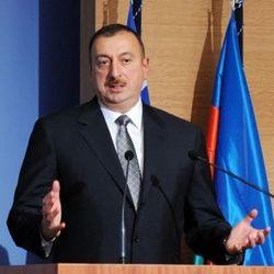 Ильхам Алиев проконтролировал дорожные работы в районе Гянджа