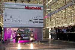 11 июля свое производство останавливает российский завод Nissan