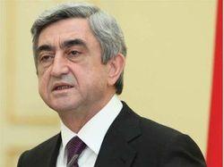Саргсян: «Армения пережила тяжелую экономическую зиму»
