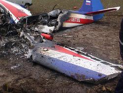В Волковыском районе потерпел крушение сверхлегкий самолет