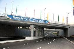 Какие нарушения выявлены в системе строительства автодорог Узбекистана?