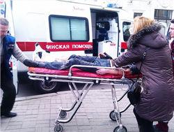Стало доступно первое видео взрыва на станции «Октябрьская» в Беларуси