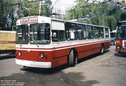 Почему троллейбусы Харькова не смогли продолжить работу?