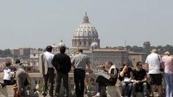 Паника в Риме из-за пророчества о землетрясении