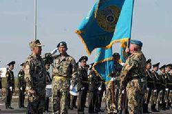 казахстанская армия
