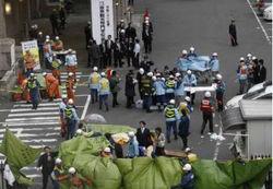 Эвакуация людей в Японии: какие последствия землетрясения? (фото)