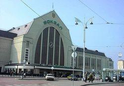 На Киевском вокзале появятся новые парковки и отели
