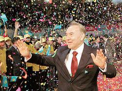 Назарбаев вновь стал Президентом Казахстана