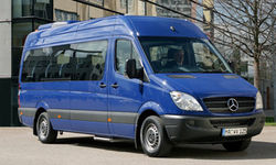 ГАЗ наладит выпуск Mercedes-Benz Sprinter