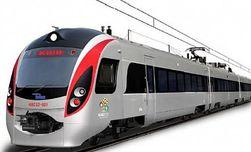 Очередная партия поездов Hyundai прибыла в Украину