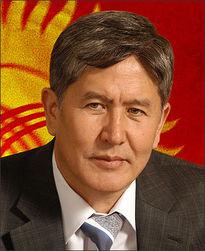 Атамбаев выступает за широкое развитие сотрудничества с Китаем