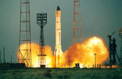 Сколько запусков планируется осуществить с космодрома «Байконур» в текущем году?
