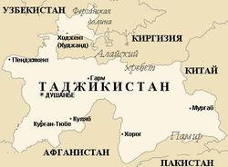 Согласится ли Таджикистан на пересмотр границ?