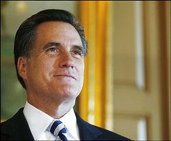 Митт Ромней стал победителем среди республиканцев