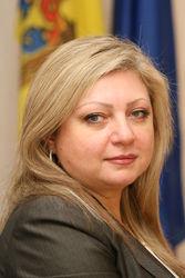 молдовский омбудсмен Аурелия Григориу