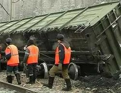 На Транссибе после аварии частично восстановлено движение