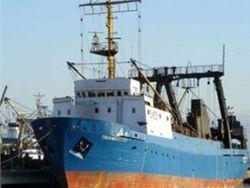 Некоторые украинские моряки с Ice Louise вернулись домой