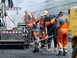 Почему в Алматы не рассчитались с дорожными рабочими?
