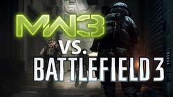 Успех Battlefield 3 и COD MW3: что ожидает их в будущем?