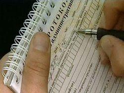 Сколько штрафов «выписала» Госслужба по контролю на автодорогах?