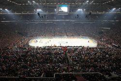 хоккейный стадион в США
