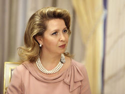 На концерт к Киркорову приехала Светлана Медведева