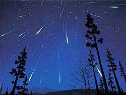 метеорный поток Геминид