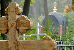 В Москве дефицит мест на кладбище?