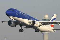 На сколько вырос пассажиропоток ведущей авиакомпании Молдовы?