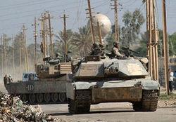 Сирийские войска штурмовали город Саракеб