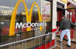 McDonald's приравняли к продуктовым магазинам?