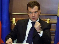 Медведев своим Указом вводит новые санкции против Ливии