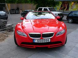 BMW 6-ой серии будет четырехдверным