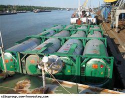 Азербайджан будет поставлять сжиженный газ в Украину