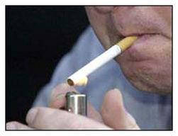 Курение способствует развитию склероза