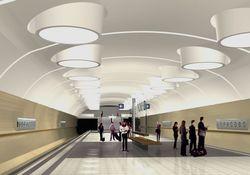 Станция метро «Спартак» откроется в Москве в 2016 году
