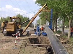 В Кыргызстане большинство водопроводных сетей разрушено